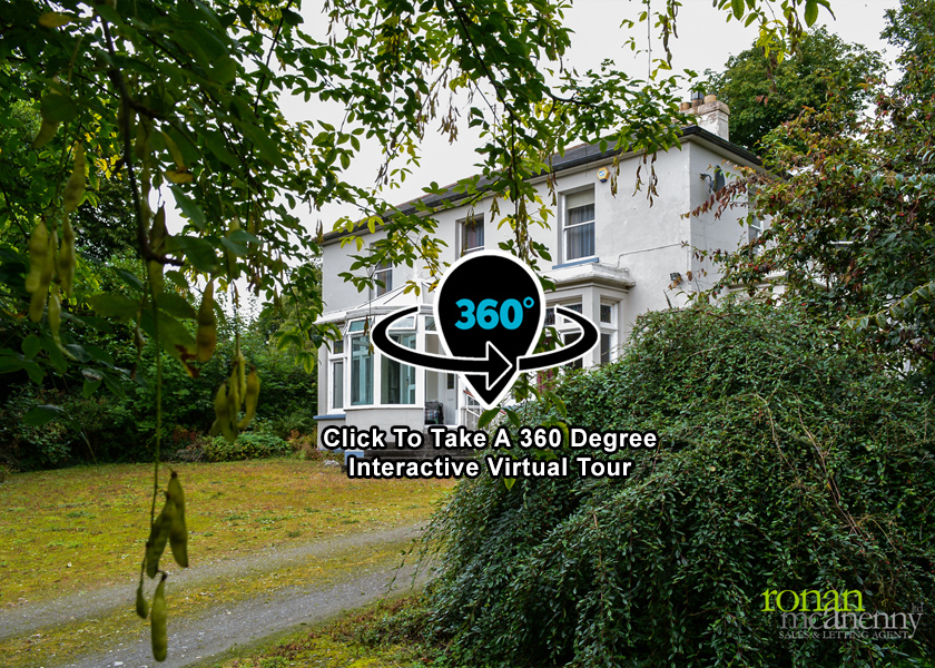 Click Here for 360 Degree Interactive Virtual Reality Tour of Curlyhill House Strabane